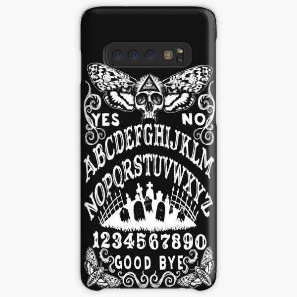 Death Head Moth Witch Board Samsung Galaxy Snap Case