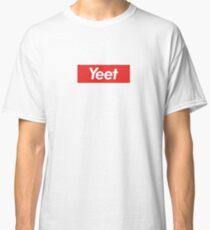 e96d465c077 Yeet Supreme Logo Parody Classic T-Shirt