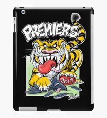 """AFL Tigers 2017 - """"Wir haben sie in Schwarz zerschlagen"""" iPad-Hülle & Klebefolie"""