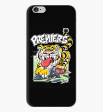 AFL Tigers 2017 - 'We smashed 'em' in black iPhone Case