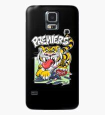 AFL Tigers 2017 - 'We smashed 'em' in black Case/Skin for Samsung Galaxy