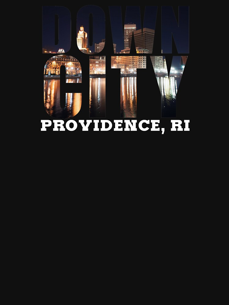 Downcity Providence, Rhode Island by RIHype
