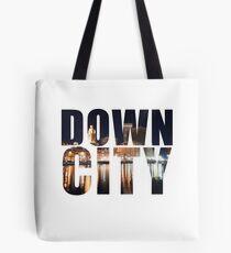 Downcity Providence, Rhode Island Tote Bag