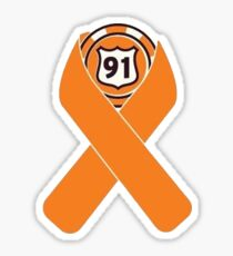 Route 91 Harvest Festival Support Ribbon Sticker