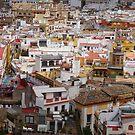 Seville Spain City Centre by Deirdreb