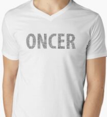 Once Upon a Time - Oncer Men's V-Neck T-Shirt