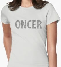 Once Upon a Time - Oncer Women's Fitted T-Shirt