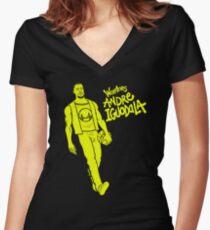 Iguodala - Warriors Women's Fitted V-Neck T-Shirt