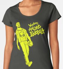 Iguodala - Warriors Women's Premium T-Shirt