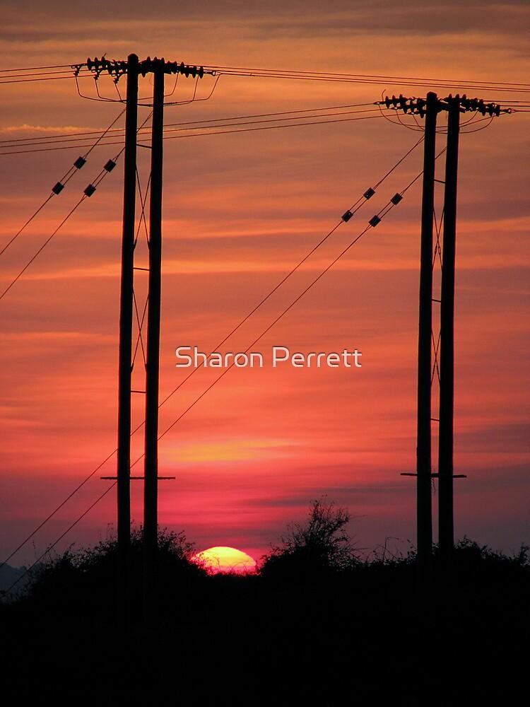 Sunset 3 27-09-08 by Sharon Perrett