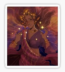 Tala, Philippine Goddess of the morning Sticker