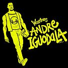 Iguodala - Warriors by dukenny