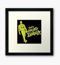 Iguodala - Warriors Framed Print