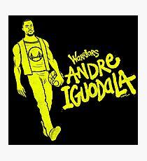 Iguodala - Warriors Photographic Print