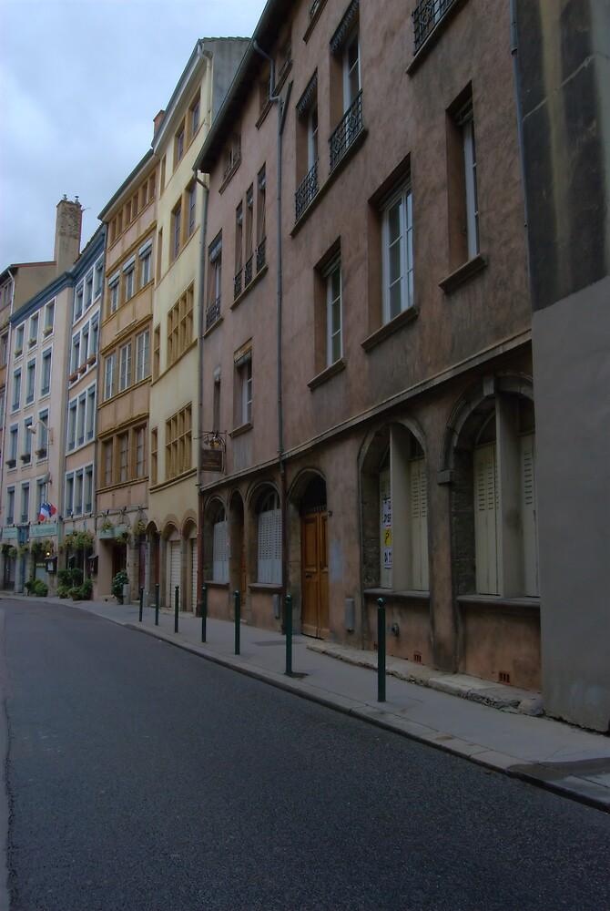 Old Lyon Streets I by lightboxfactory