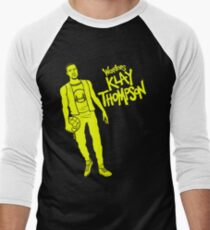Thompson - Warriors Men's Baseball ¾ T-Shirt