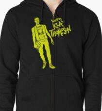 Thompson - Warriors Zipped Hoodie