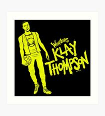 Thompson - Warriors Art Print