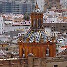 Seville Spain City Views by Deirdreb