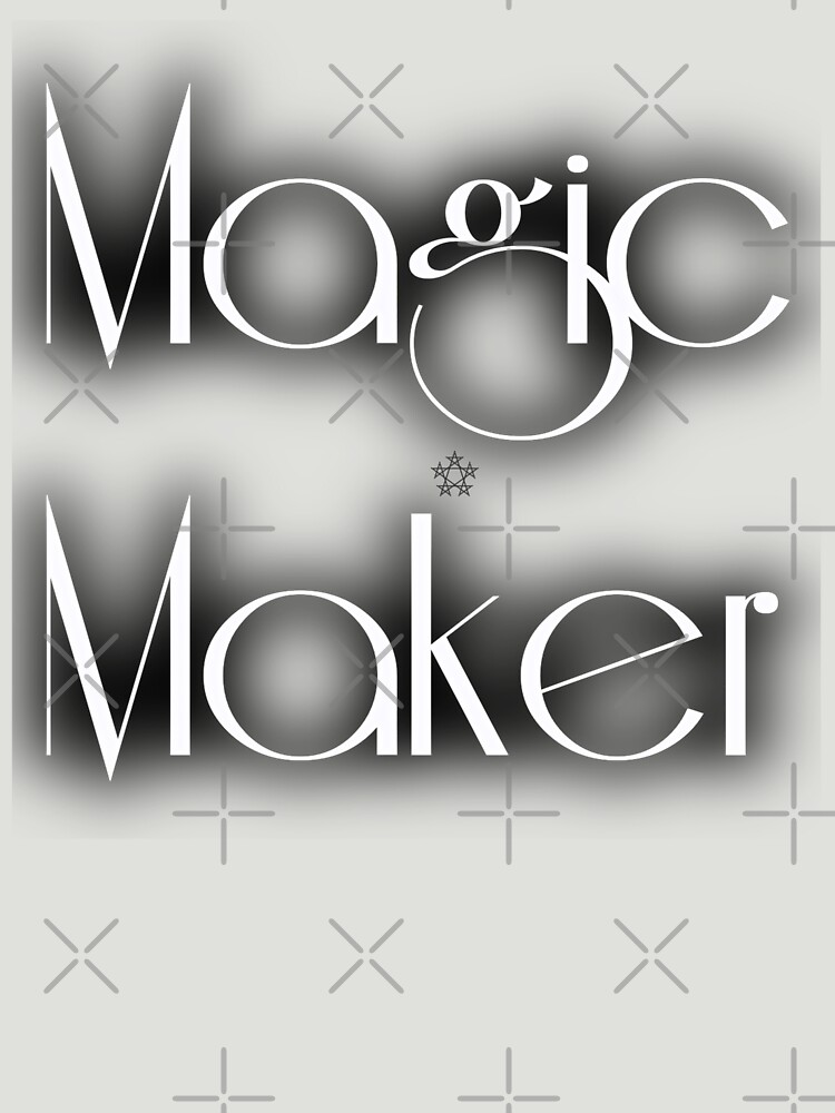 Magic Maker by parapopulous