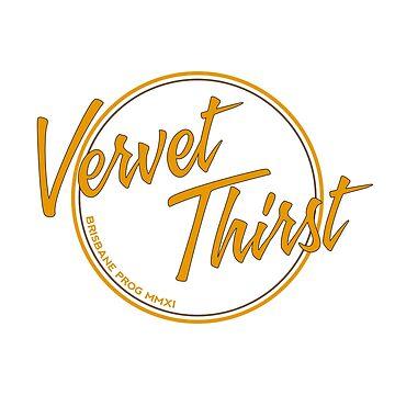 VT Circle yellow by vervetthirst