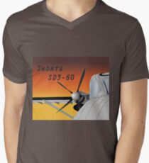 Shorts 360 Men's V-Neck T-Shirt