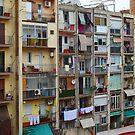 Barcelona Spain Apartments by Deirdreb