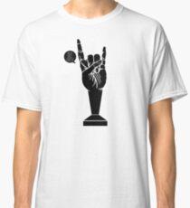 All Black Rock 'n Roll Barista Classic T-Shirt