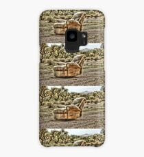 The Lone Chair Case/Skin for Samsung Galaxy