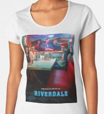 riverdale - The life of a designer is a life of fight. Women's Premium T-Shirt