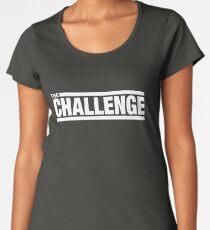 the challenge Women's Premium T-Shirt