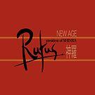 Rufus President of Shinra Campaign Logo - Final Fantasy VII by Studio Momo ╰༼ ಠ益ಠ ༽