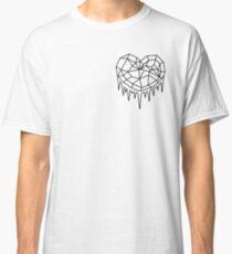 Heart of Ice (Black) Classic T-Shirt