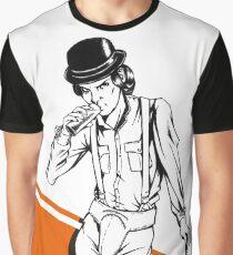 Alex DeLarge. Graphic T-Shirt