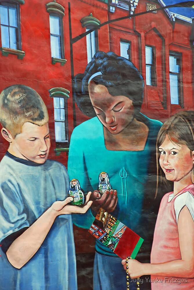 Children of the City by Judy Yanke Fritzges