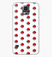 Pokemon Pixel Pokeball - Pokemon Go Case/Skin for Samsung Galaxy