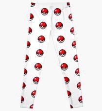 Pokemon Pixel Pokeball - Pokemon Go Leggings