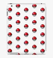 Pokemon Pixel Pokeball - Pokemon Go iPad Case/Skin