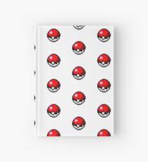 Pokemon Pixel Pokeball - Pokemon Go Hardcover Journal