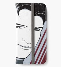 Nathan Fillion is Captain Hammer iPhone Wallet/Case/Skin