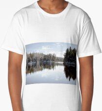 Lake Reflection Long T-Shirt