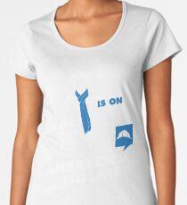 Believe in the best Detective Women's Premium T-Shirt