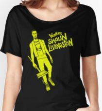 Livingston - Warriors Women's Relaxed Fit T-Shirt