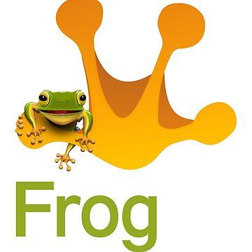 Frog ID Merchandise by redacedesigns