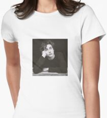 Timothée Chalamet Women's Fitted T-Shirt