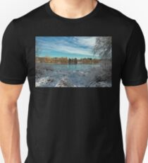 Winter landscape on the Deer Lake Park T-Shirt