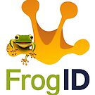 Frog ID on white by Danny Adams