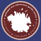 Pohnpei Eco-Adventure Guide Series Logo (Red) by Alex Zuccarelli