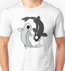 Yin & Yang Koi Fish T-Shirt