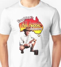 Russell Coight's All Aussie Adventures Is Coming Back T-Shirt